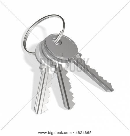 Steel Keys