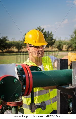 oil and gas operater