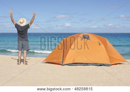 Camping vacaciones