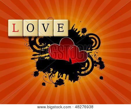 Love On Valentines