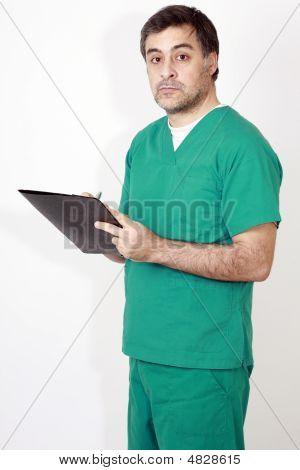 Older Surgeon