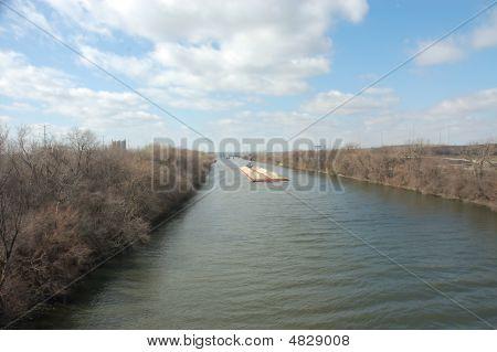 River Barge 12