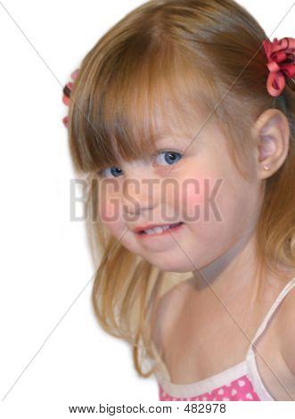 Mischievous Toddler