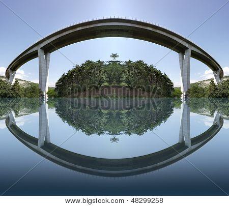 Ponte de rodovia