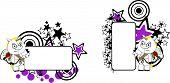 stock photo of cherub  - animal cherub cartoon copyspace in vector format very easy to edit - JPG