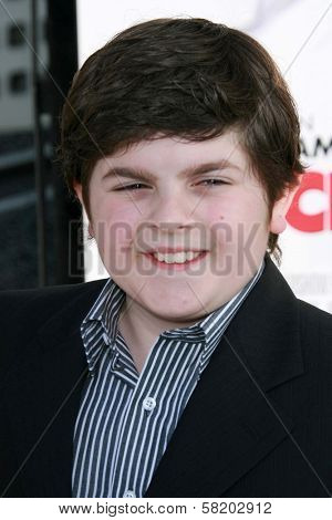Josh Flitter at the Los Angeles premiere of