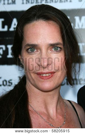 Sheila Kelley at the Los Angeles Film Festival 2007 Spirit Of Independence Awards. Billy Wilder Theatre, Westwood, CA. 06-28-07