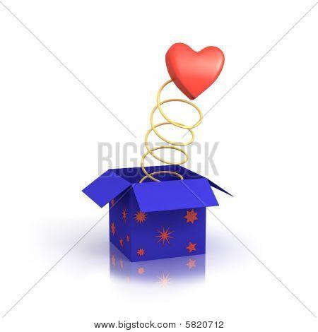 Surpresa de amor