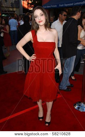 Kat Dennings at the World Premiere of