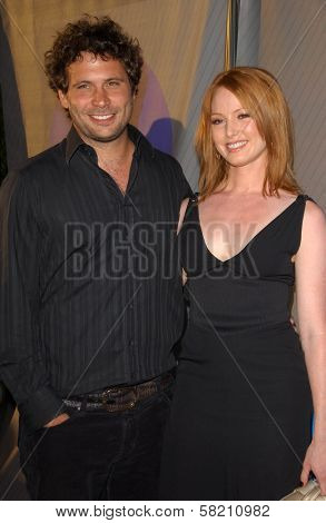 Jeremy Sisto and Alicia Witt at the NBC All-Star Party 2007. Beverly Hilton Hotel, Beverly Hills, CA. 07-17-07