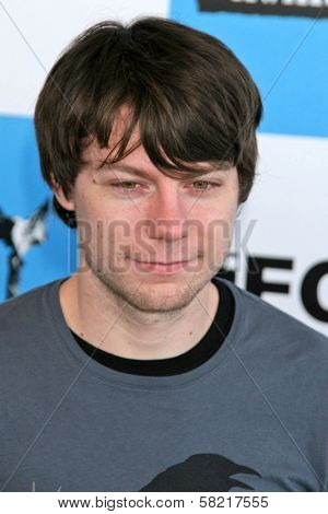 Patrick Fugit at the 2007 Film Independent's Spirit Awards. Santa Monica Pier, Santa Monica, CA. 02-24-07