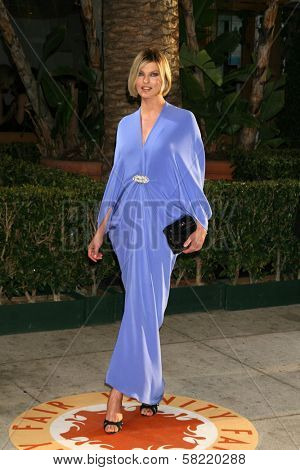 Linda Evangelista at the 2007 Vanity Fair Oscar Party. Mortons, West Hollywood, CA. 02-25-07