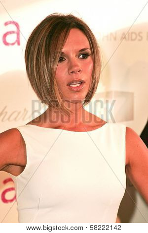Victoria Beckham at the 2007 Elton John Aid Foundation Oscar Party, Pacific Design Center, West Hollywood, CA 02-25-07
