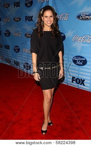 Haley Scarnato at the American Idol Top 12 Finalists Party. Astra West, West Hollywood, CA. 03-08-07