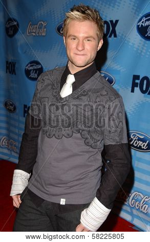 Blake Lewis at the American Idol Top 12 Finalists Party. Astra West, West Hollywood, CA. 03-08-07