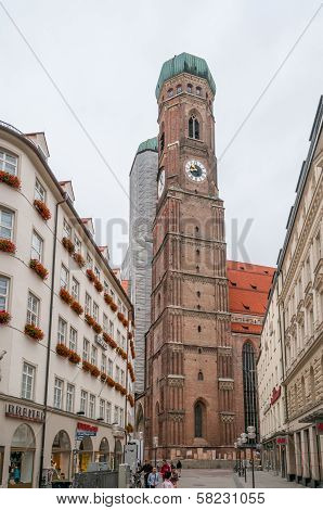 Frauenkirche Tower
