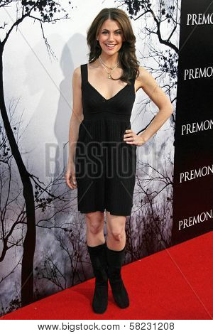 Samantha Harris at the World Premiere of