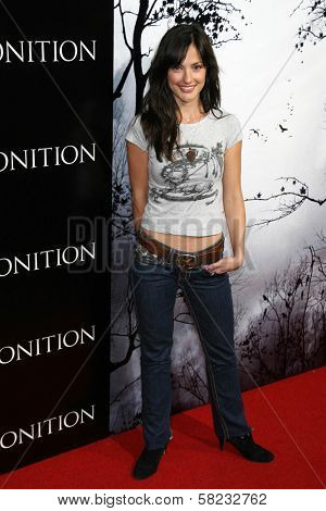 Minka Kelly at the World Premiere of
