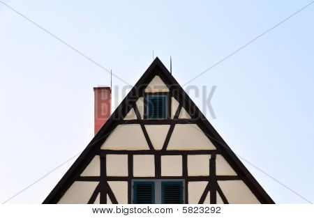 Halftimbered House
