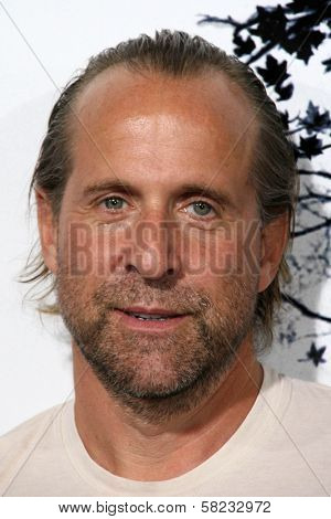 Peter Stormare at the World Premiere of