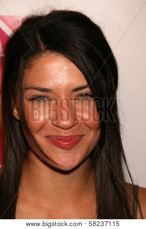 Jessica Szohr at the 2B Free Fall 2007 Collection Fashion Show. Boulevard 3, Hollywood, CA. 03-19-07