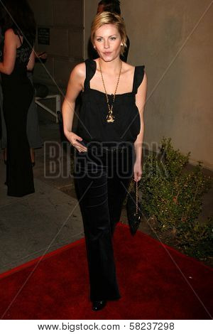 Elisha Cuthbert at the 2B Free Fall 2007 Collection Fashion Show. Boulevard 3, Hollywood, CA. 03-19-07