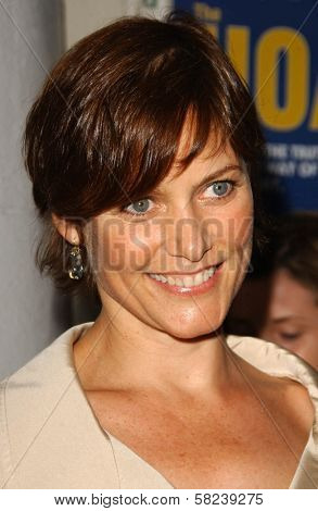 Carey Lowell at the Los Angeles Screening of