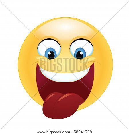 Emoticon Happy
