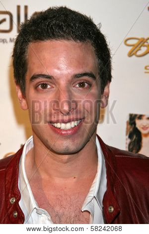 Damian Pelliccione at the DVD Release Party for