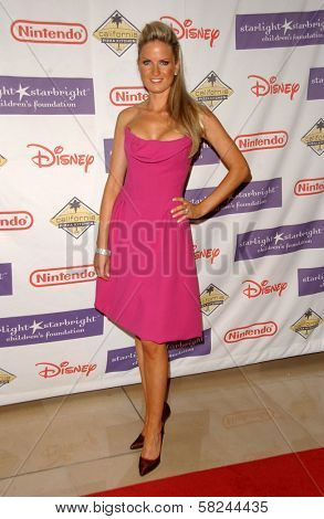 Erica Dahm at Starlight Starbright Children's Foundation's