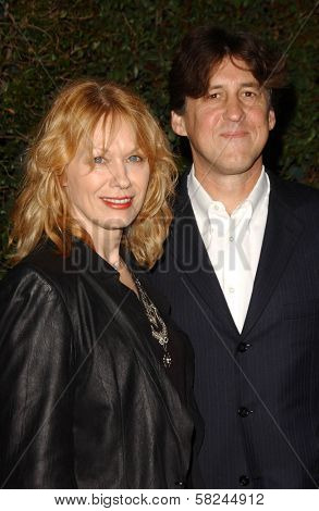Cameron Crowe and Nancy Wilson at Mentor LA's Promise Gala. Twentieth Century Fox Studios, Los Angeles, CA. 03-22-07