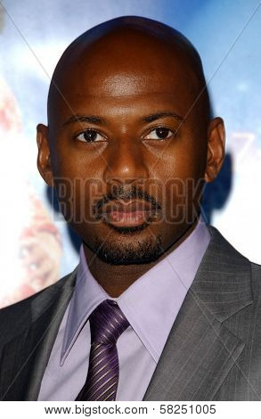 Romany Malco at the Los Angeles Premiere of