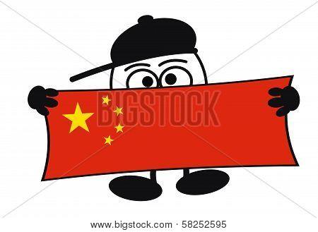 Eierkopf - Welcome China