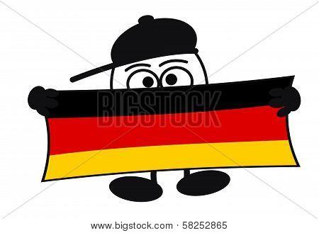 Eierkopf - Welcome Germany