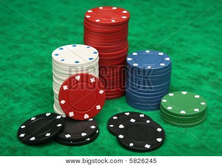 Gambling chips