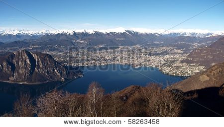 2013-lake Of Lugano