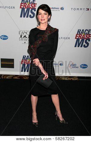 Lara Flynn Boyle at the 14th Annual