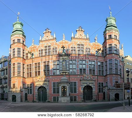 Great Armoury In Gdansk