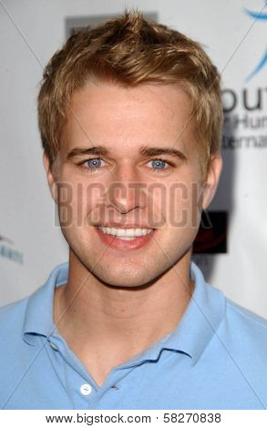 Randy Wayne at a Fashion and Music Extravaganza Promoting Human Rights for Youth. Church of Scientology Celebrity Centre Pavilion, Los Angeles, CA. 04-14-07