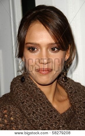 Jessica Alba at an Escada 2007 Fall Winter Sneak Preview to Benefit Step Up Women's Network. Beverly Hills Hotel, Beverly Hills, CA. 04-19-07