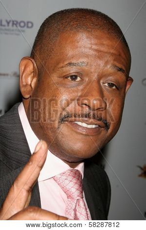 Forest Whitaker at the DESIGNCARE 2007 Fundraiser to benefit those battling debilitating disease and life circumstances. Private Residence, Malibu, CA. 07-21-07