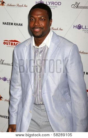 Chris Tucker at the DESIGNCARE 2007 Fundraiser to benefit those battling debilitating disease and life circumstances. Private Residence, Malibu, CA. 07-21-07