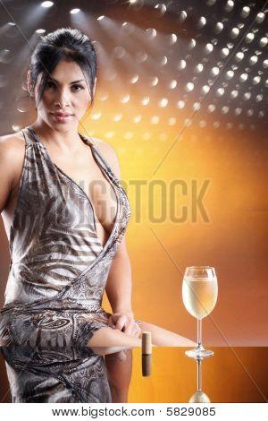 Disco wine