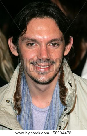 Lukas Haas at the World Premiere of