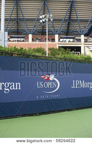U. S. Open Tennis Grounds
