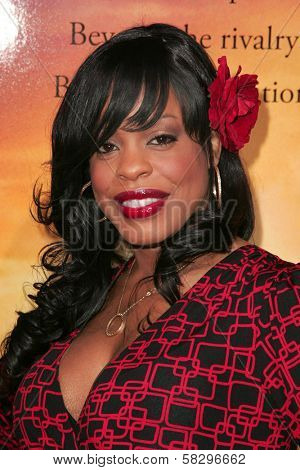 Niecy Nash at the world premiere of