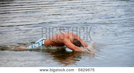 Swim Jump