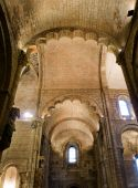 Trancept Of Real Basilica De San Isidoro. Leon. Spain