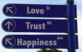 Love, Trust and Happiness