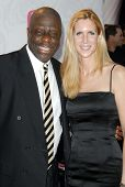 Jimmie Walker and Ann Coulter at the 5th Annual TV Land Awards. Barker Hangar, Santa Monica, CA. 04-